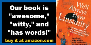 THE BOOK: We'll Always Have Linsanity